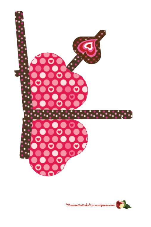caja corazon para san valentin | Manzanita Diabolica .com